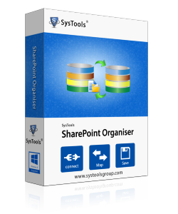 SharePoint Organiser Box